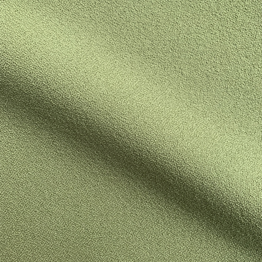 Olive fabric from the Sustainable Chelsea range by Sustainable Living Fabrics