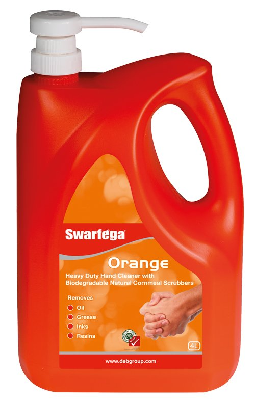 Swarfega Orange