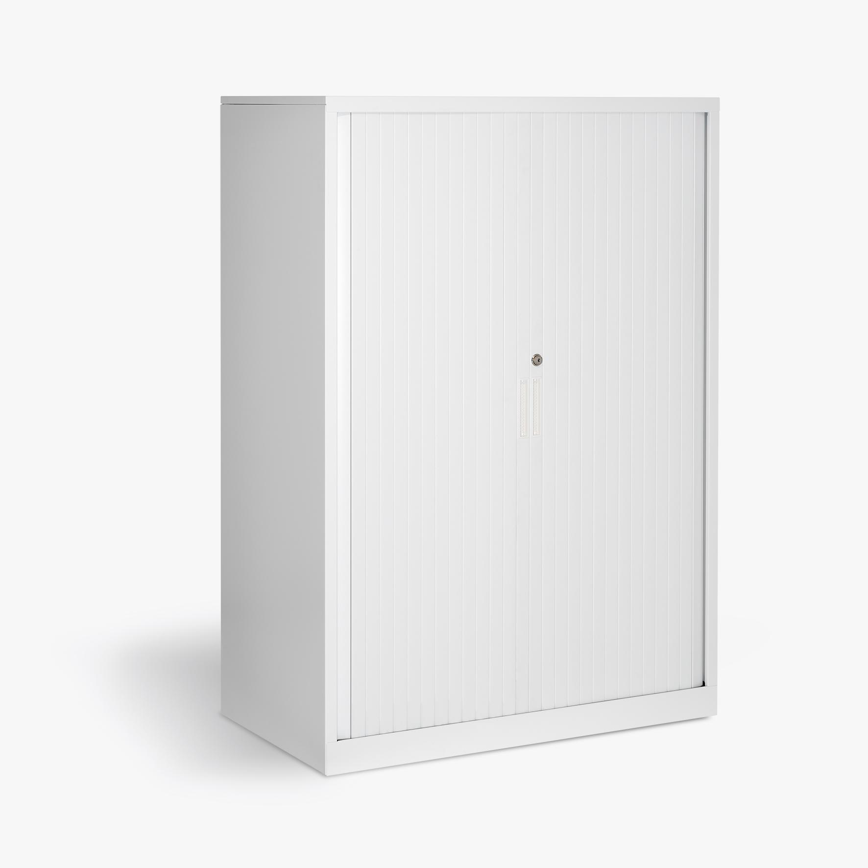 S-Series SM Tambour Door Cabinet PP by Planex