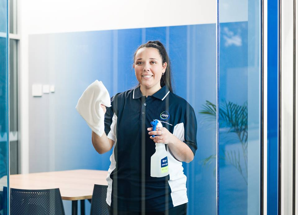 Zippy Commercial Cleaning Services