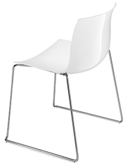 Catifa53 2074 chair by Arper
