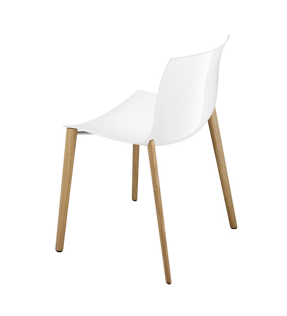 Catifa53 2084 chair by Arper