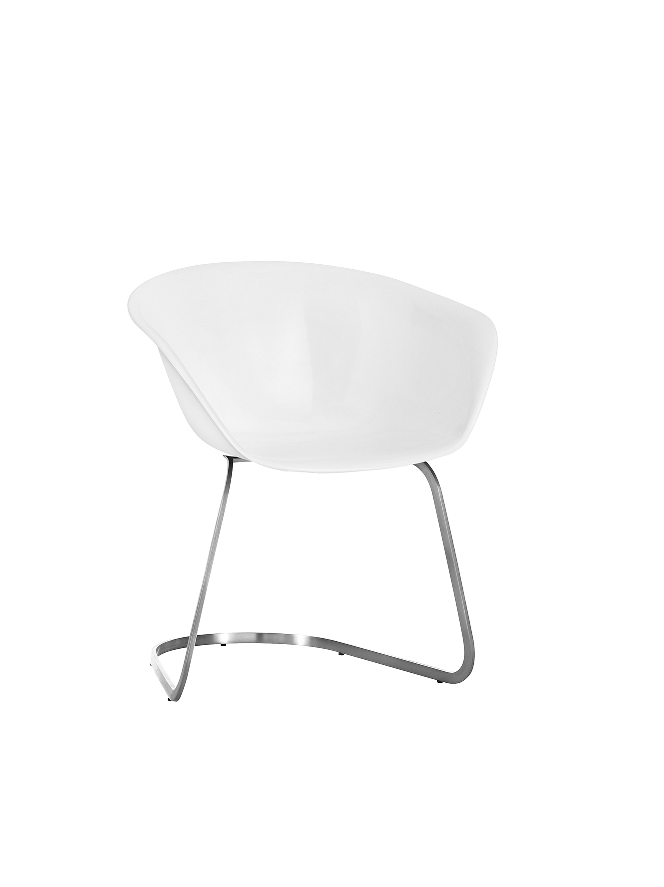 Duna02 4204 chair by Arper