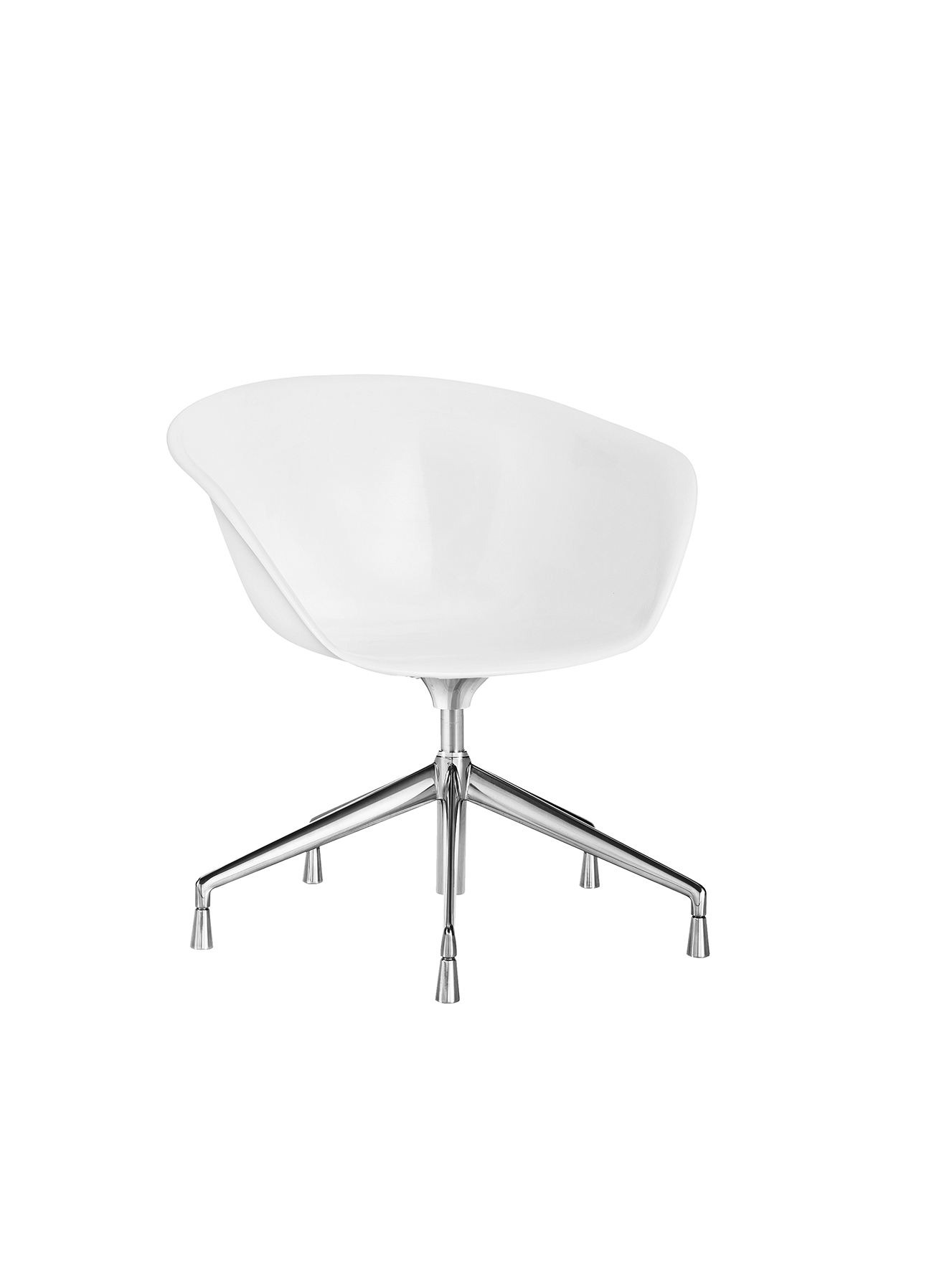 Duna02 4208 chair by Arper