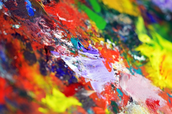 Pigments provide the colour, the opacity and the protective barrier in the paint.