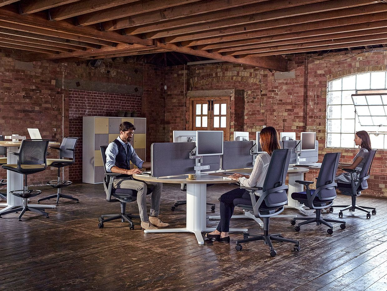 i-Workchair by Zenith Interiors