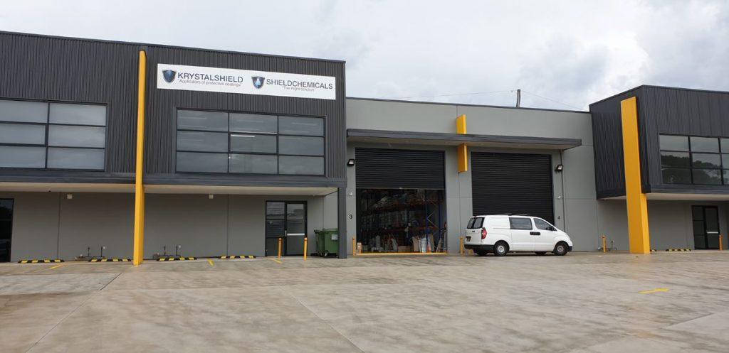 Krystalshield's HQ