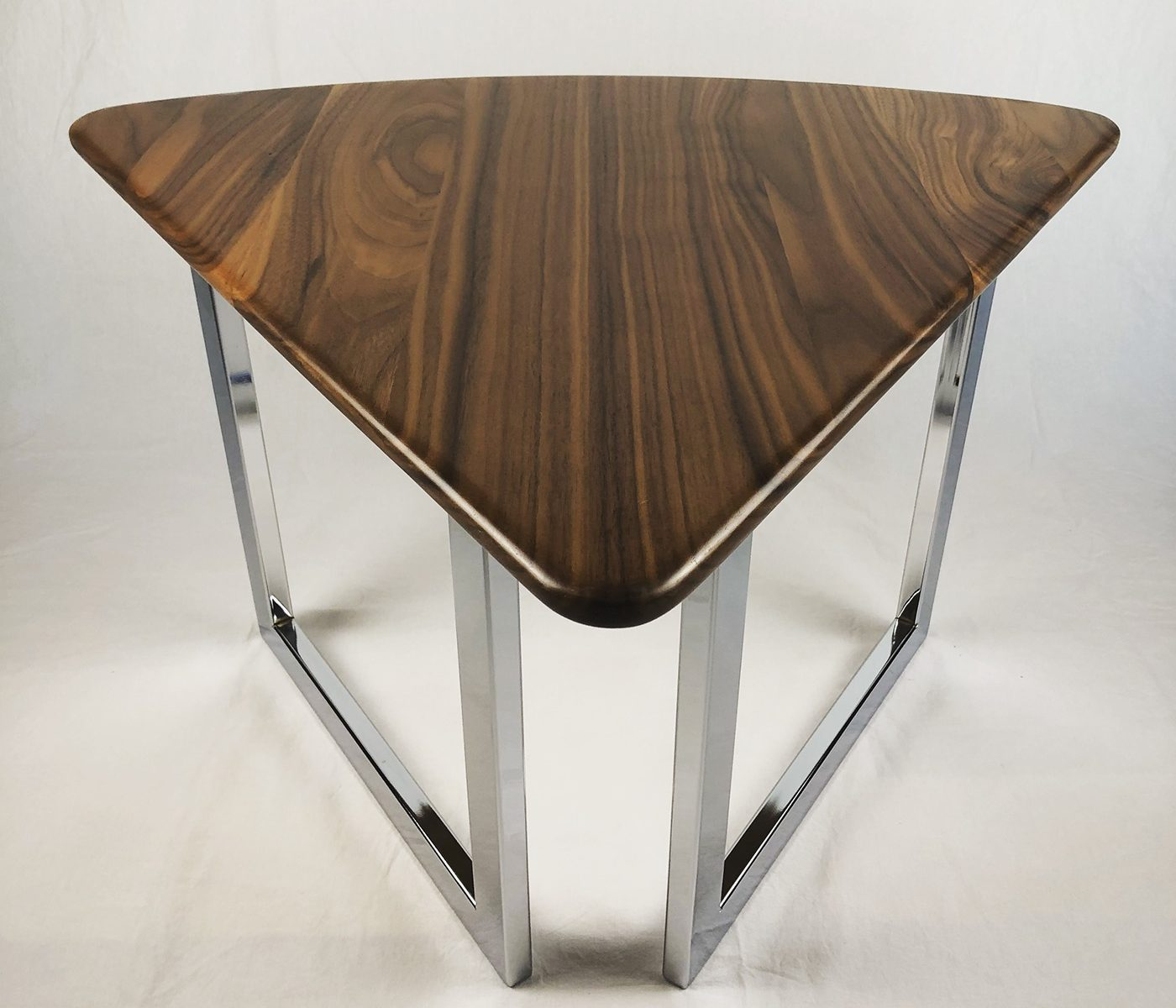 Table with chrome
