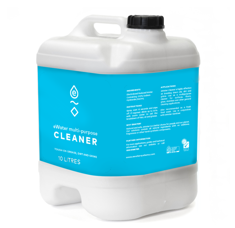 eWater Cleaner