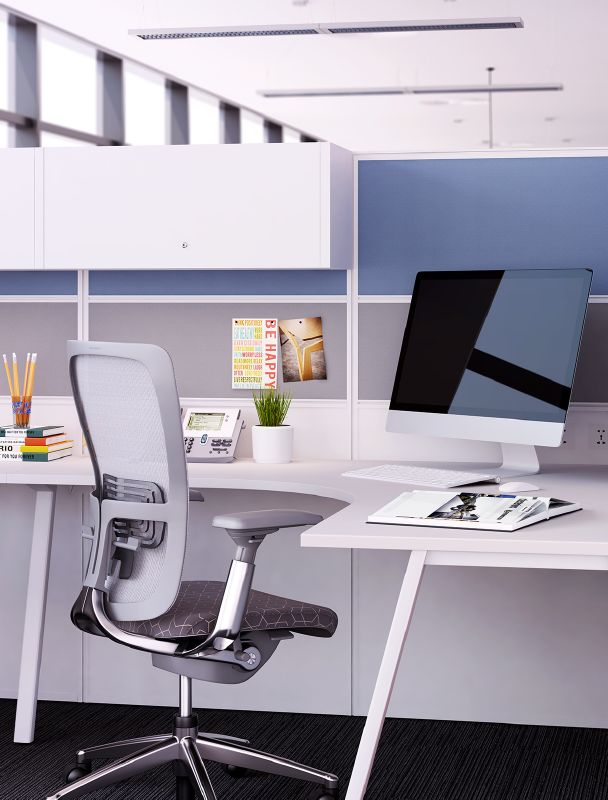 Shift Workstation by Haworth Australia
