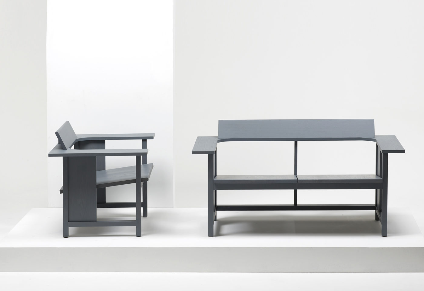 Clerici Lounge Two Seat from District