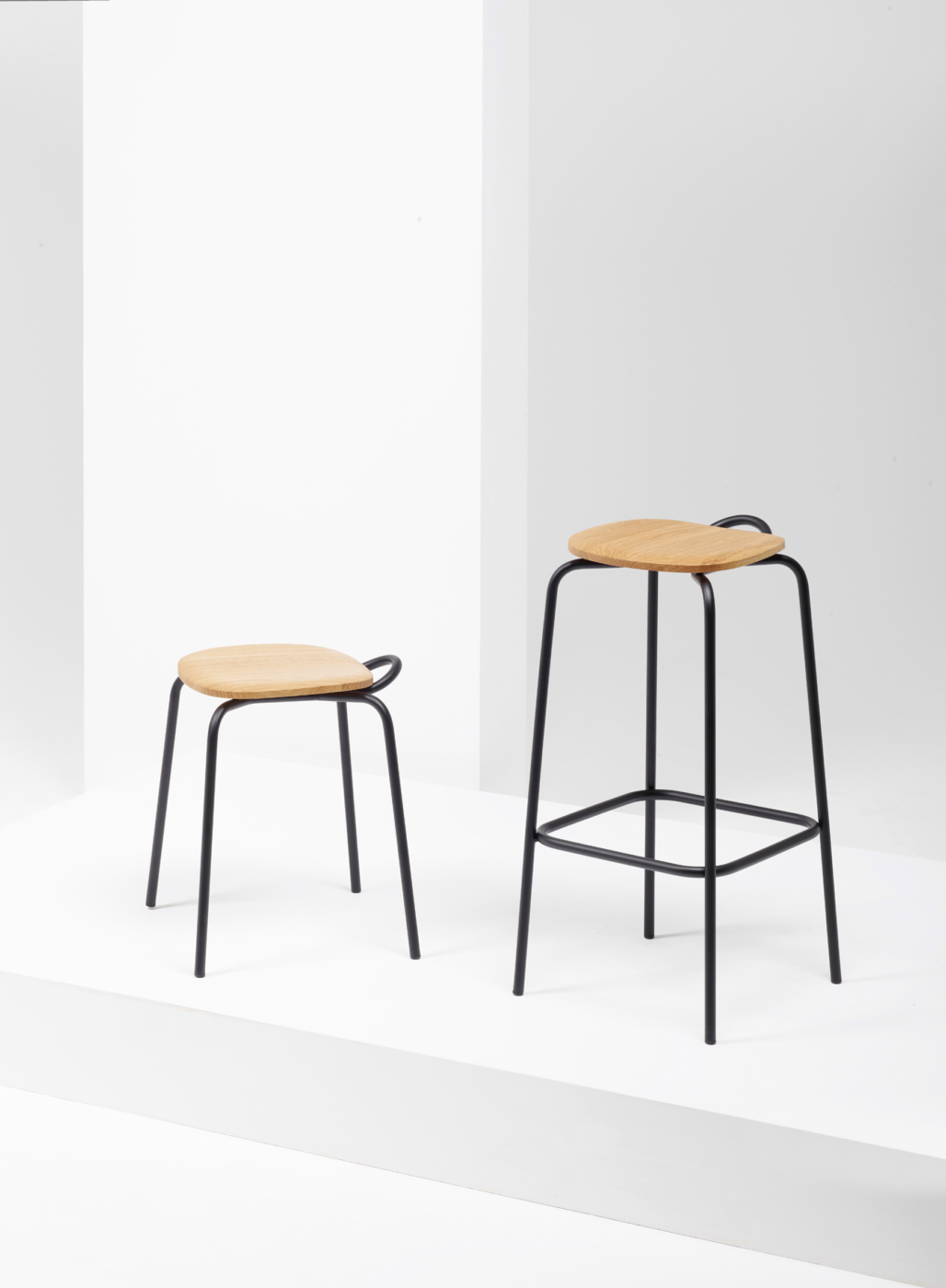 Forcina Low Stool from District