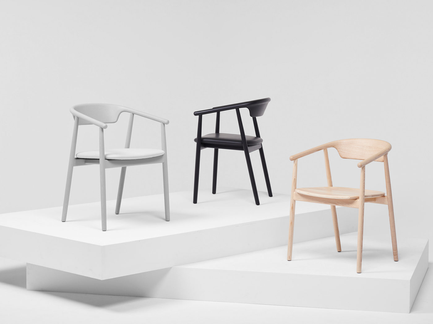 Leva Armchair from District
