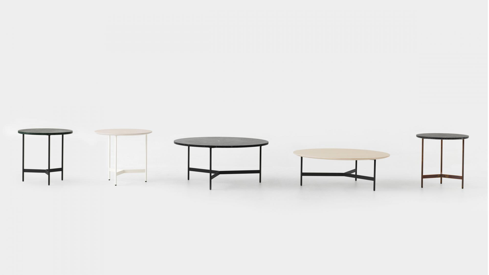 Border Side Table from District