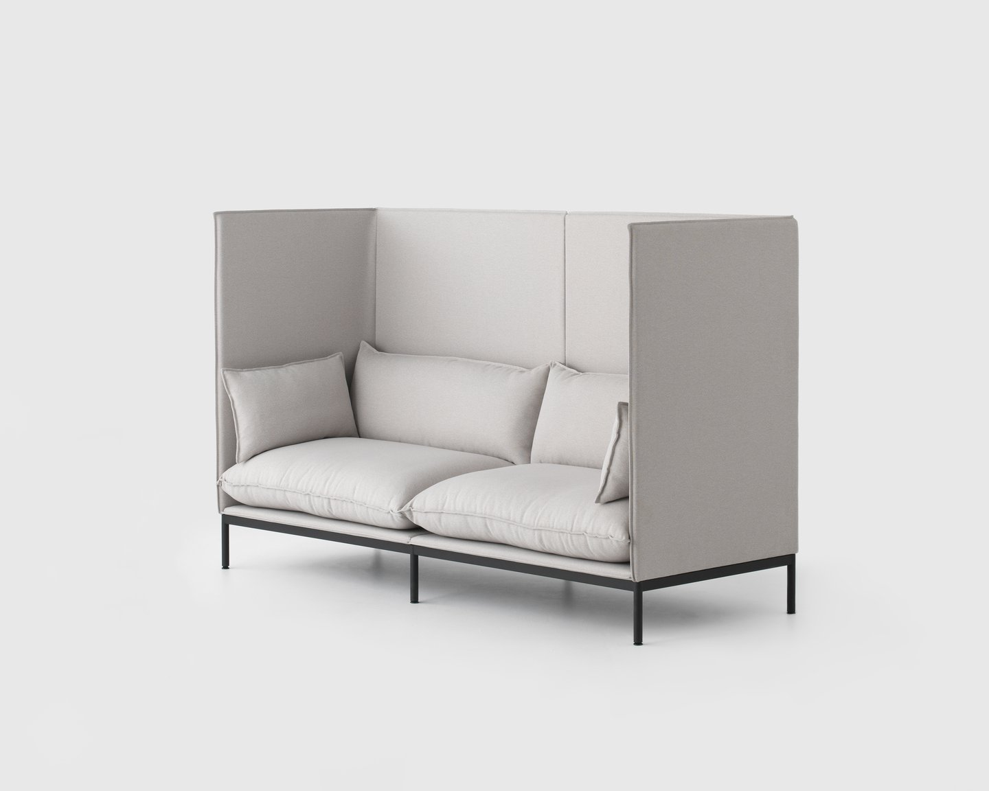 Carousel Sofa - High Back from District