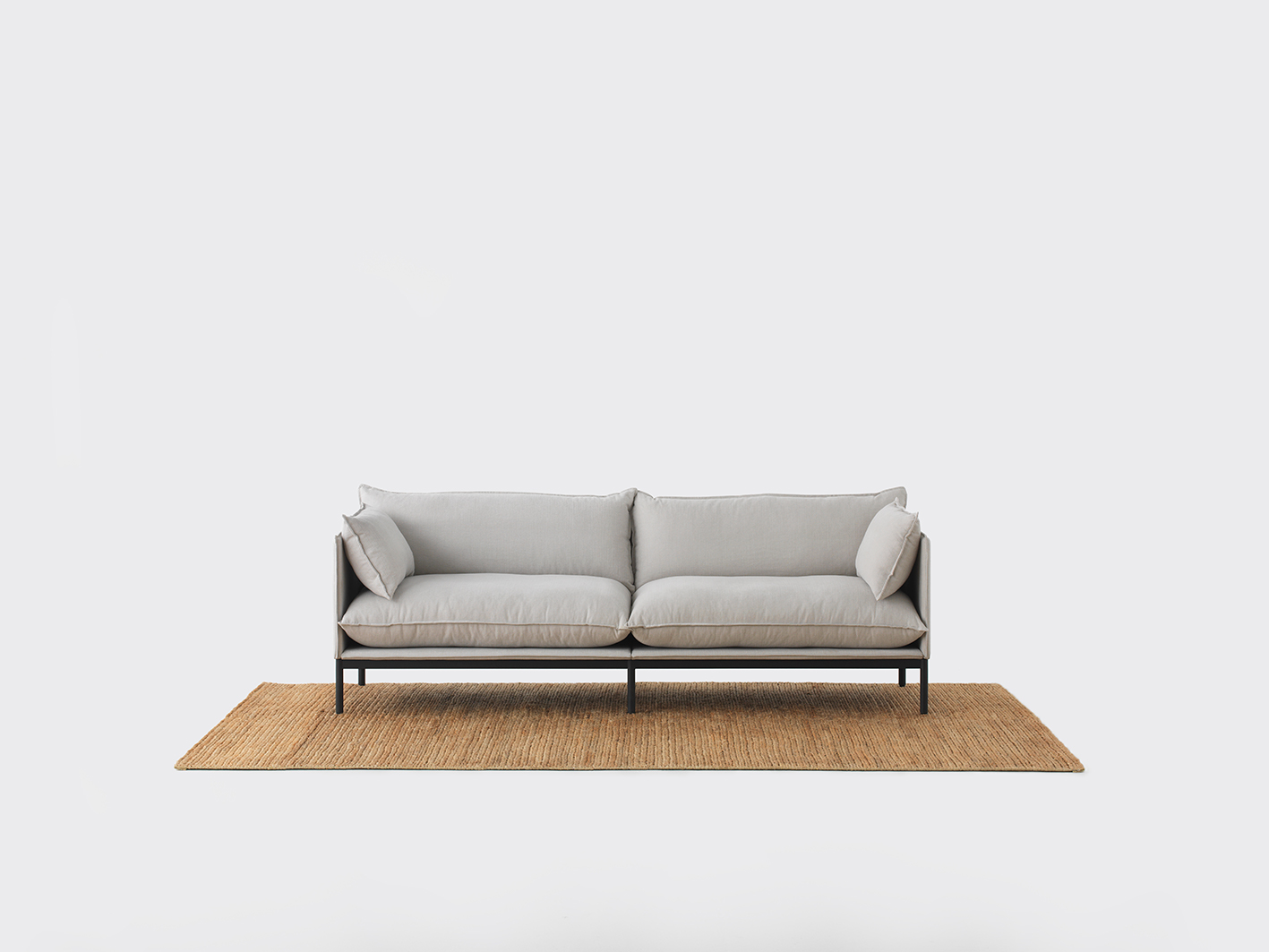 Carousel Sofa - Low Back from District