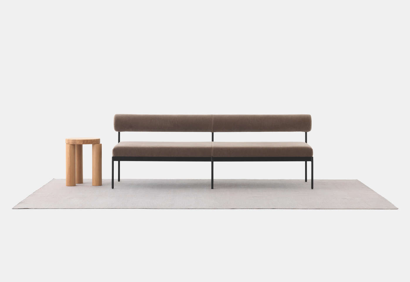 Miller Sofa from District