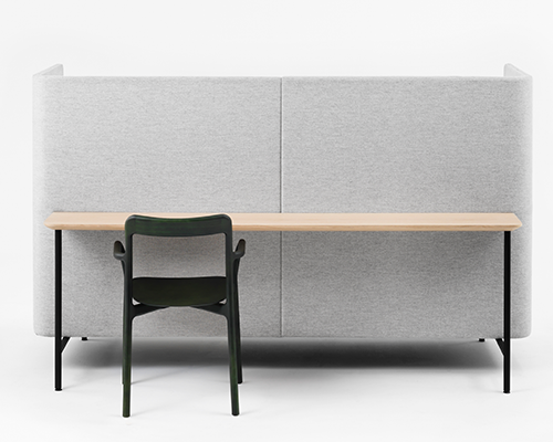 Navigate Highback with Low Table from District