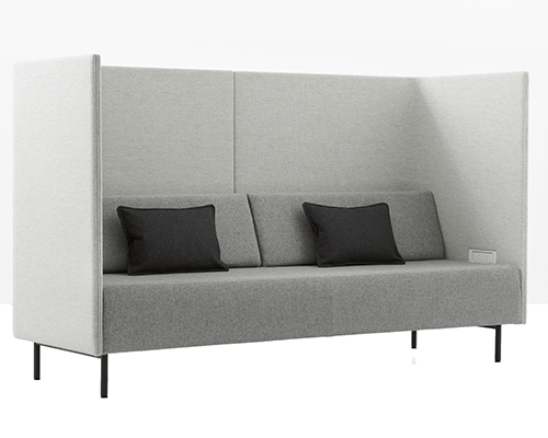 Navigate Sofa High Back from District