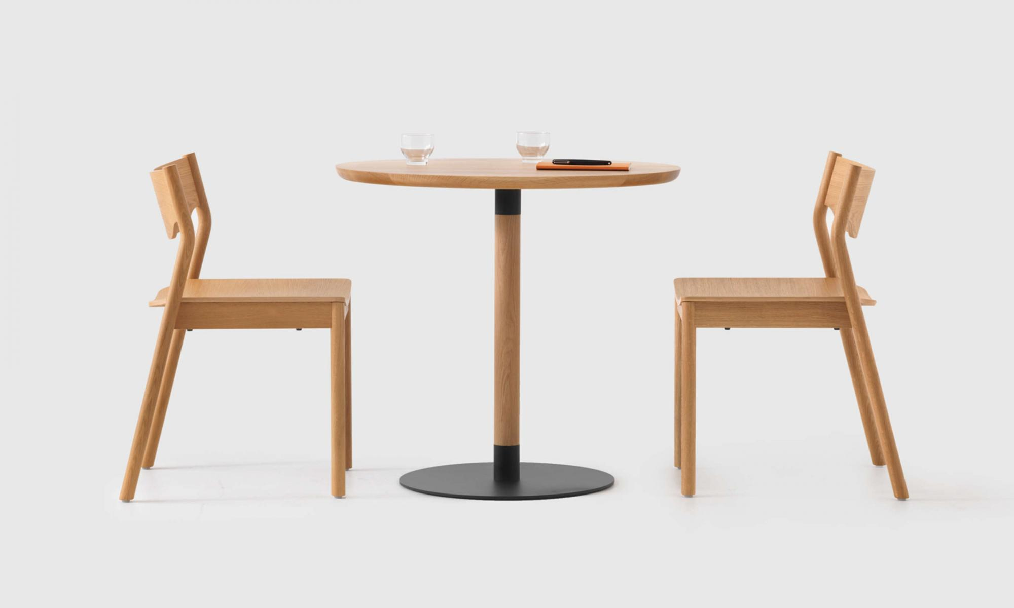 Underline Café Table from District
