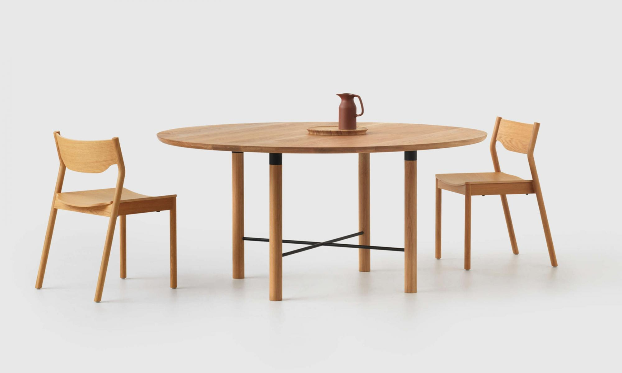 Underline Round Table from District