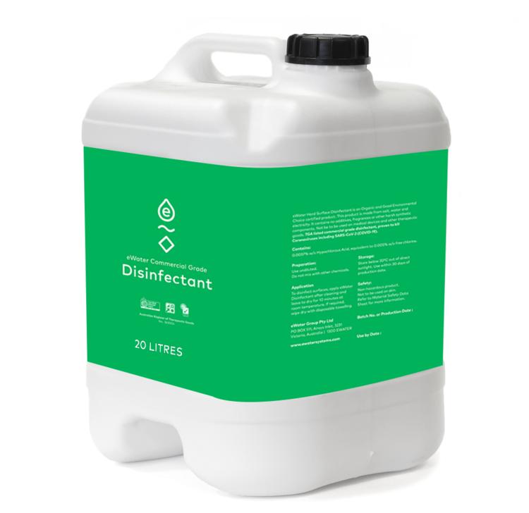 eWater Disinfectant