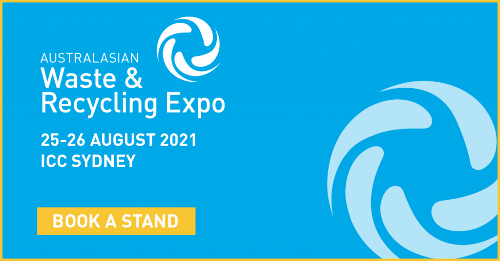 Book a Stand at AWRE 2021