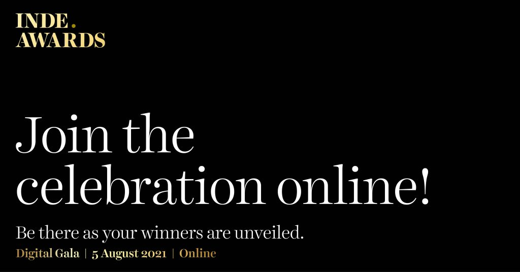 Join the INDE.Awards Online