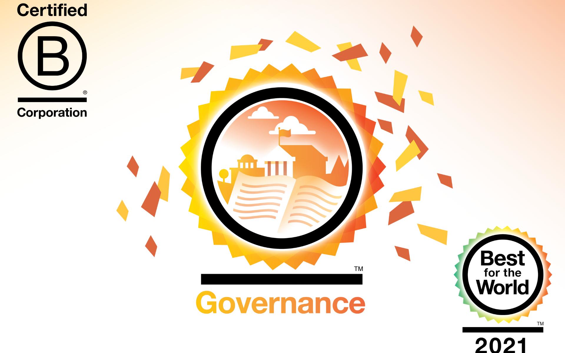 GECA Named Best for the World in Governance in 2021